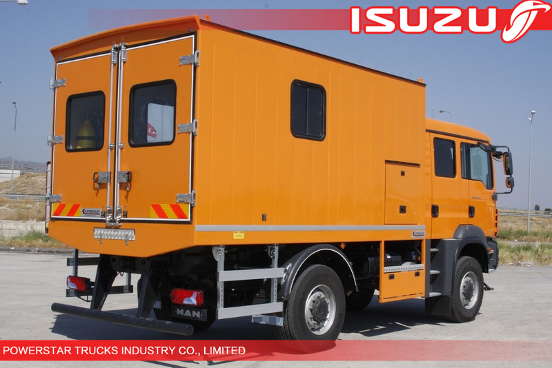 ISUZU Mobile Workshop Truck for sale