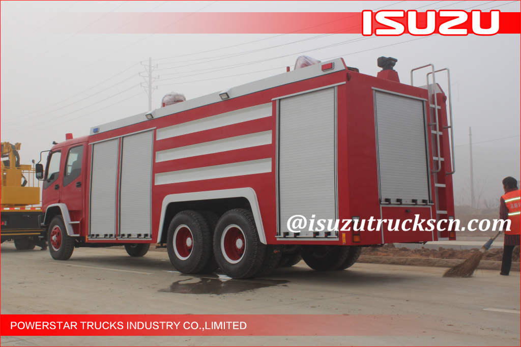 ISUZU Fire Fighting Truck,ISUZU Fire Vehicle,ISUZU Water Tank,Foam Fire Engine,Fire Fighting Truck,Fire Fighting Vehicle