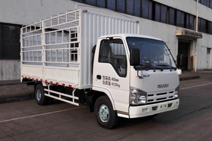 4JB1CN ISUZU new elf lightn duty cargo truck