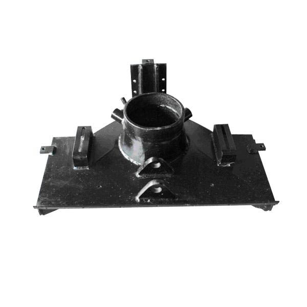 suction port for road sweeping trucks