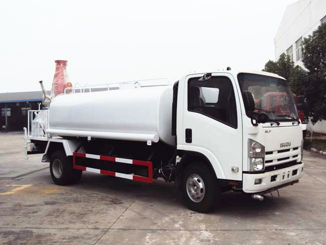 Isuzu Elf Water Tank Truck 10cbm water carrying truck