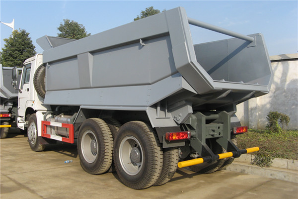 U type dump truck hino brand tipper vehicle