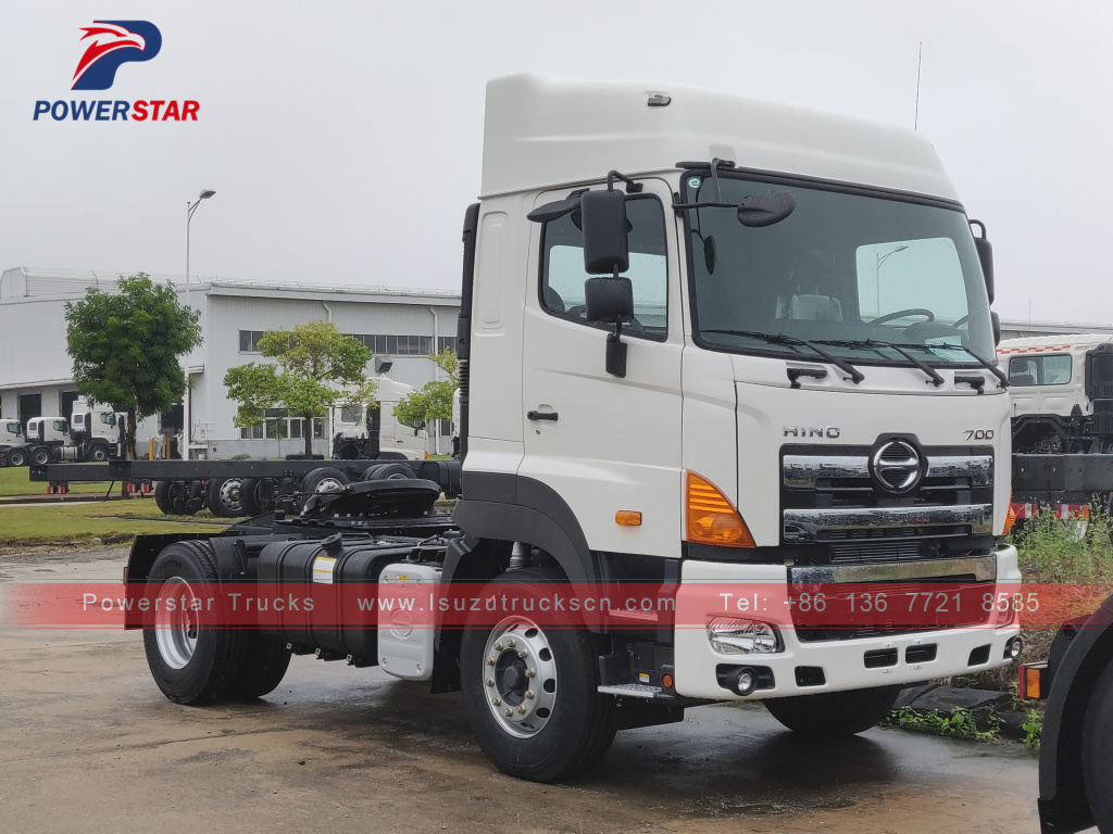 Brand New HINO 4X2 6wheel Tractor Head Unit for sale