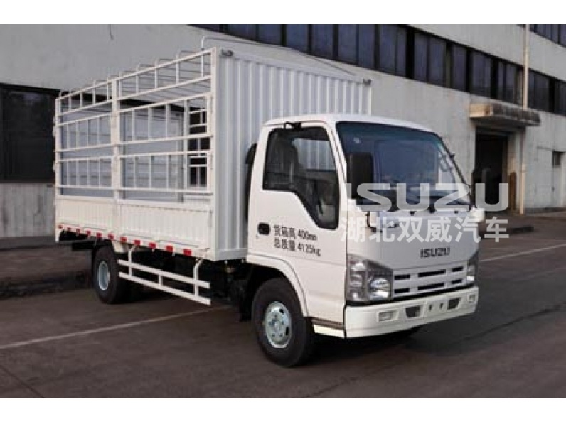 Isuzu 100p 1.2 - 4 Ton, 9-19 M3 Single Row Light Duty Van