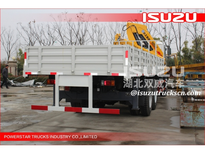Economical Choice Customized Design Truck Mounted Crane 3-15ton